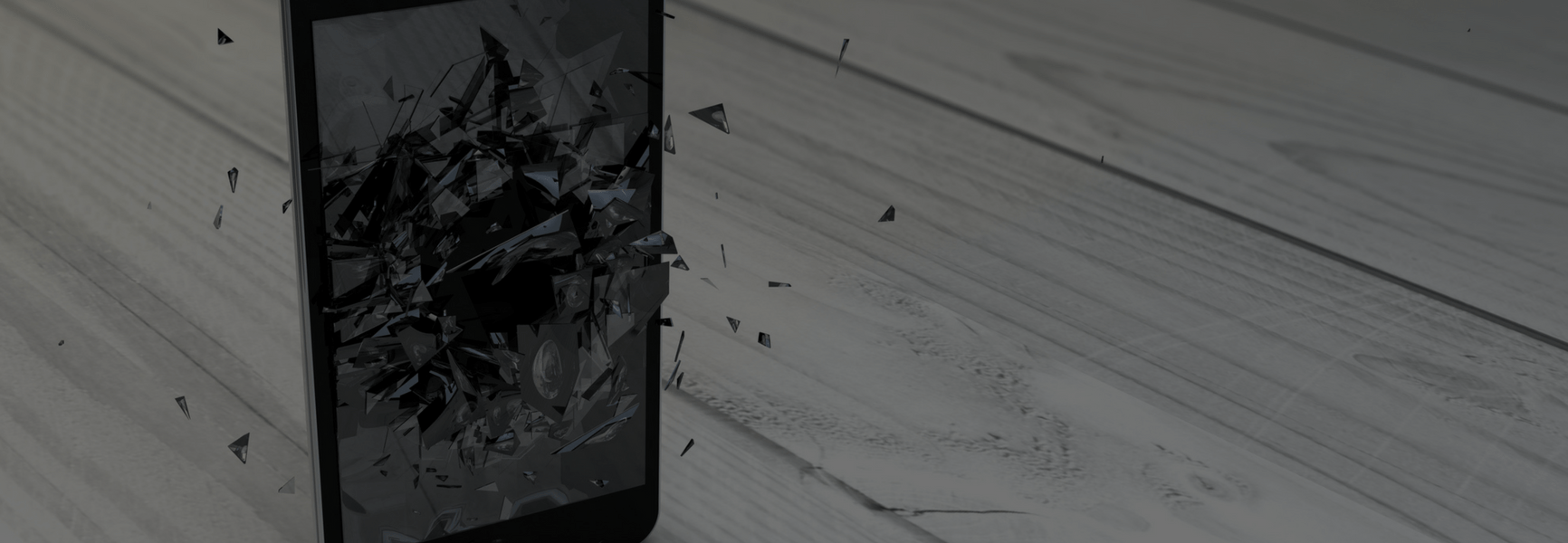 cracked screen phone repair