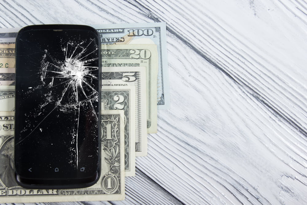 How much does smartphone repair cost