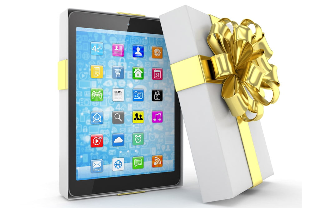 Refurbished smartphones and tablets are a great holiday gift if you're on a budget.