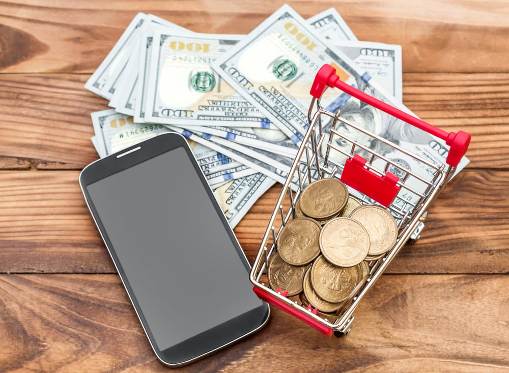 Trading in your old smartphone is a smart way to get some residual value out of it.